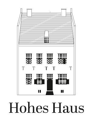 Burg Hohes Haus Nienborg